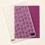 Stamp with Sarah Berry Stampin' Up! UK Arrows Textured Impressions Embossing Folder 132187