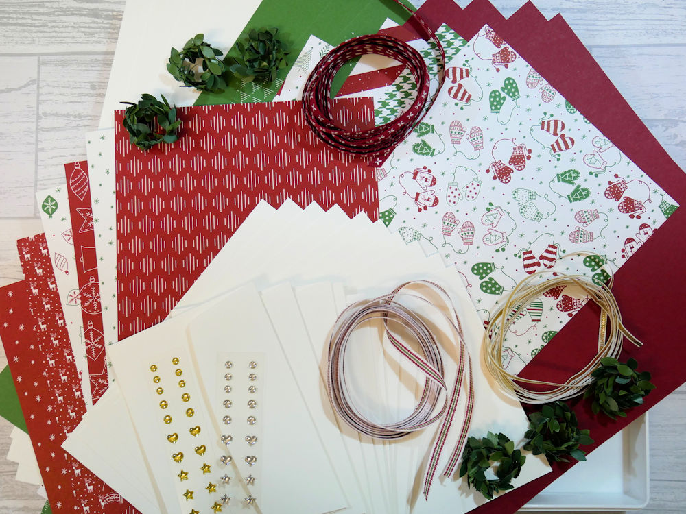 NEW Be Merry Craft Box available now!