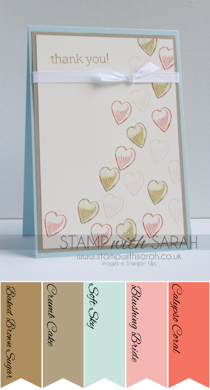 Big News Stamp Set – Colour Combo #1