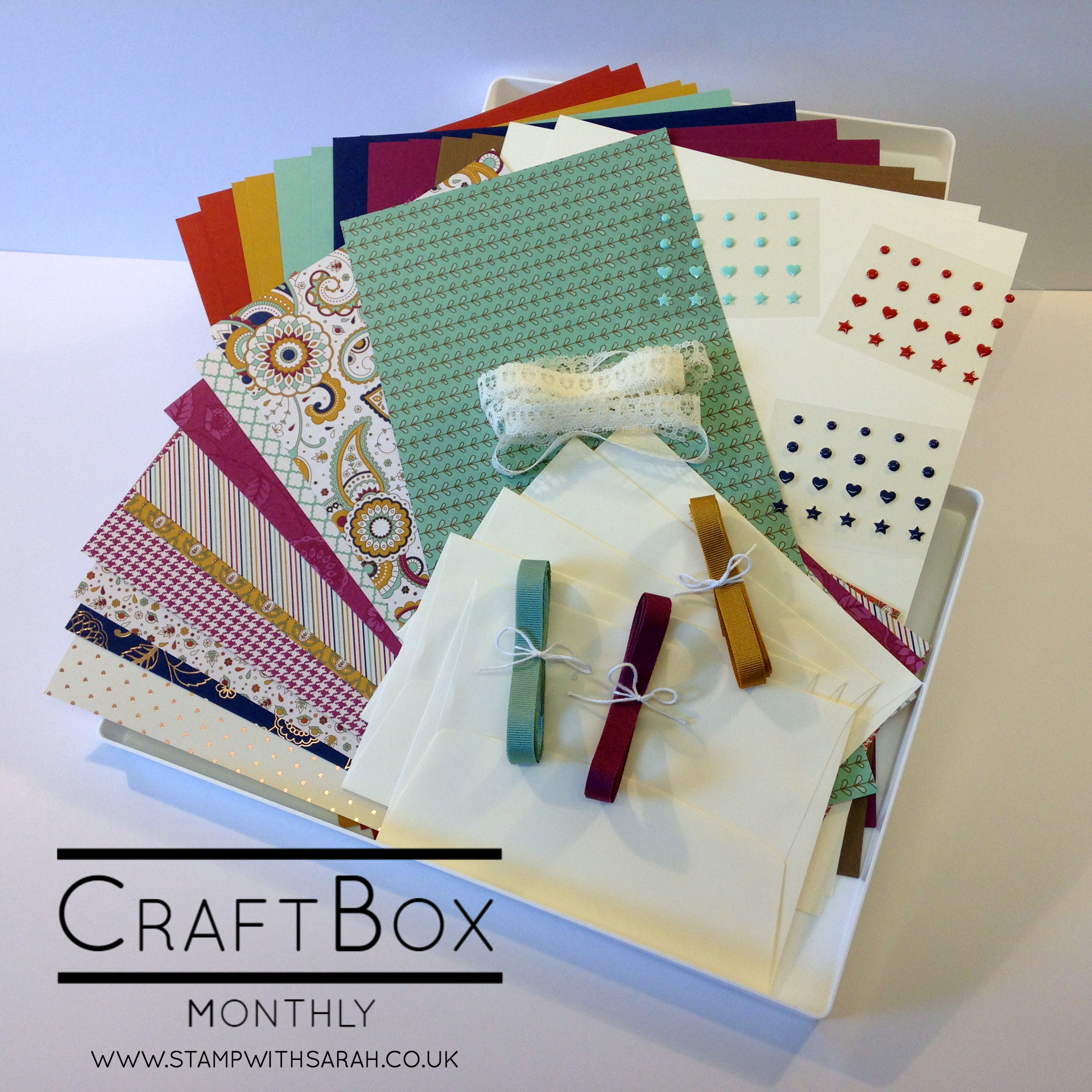 CraftBox is coming in September!
