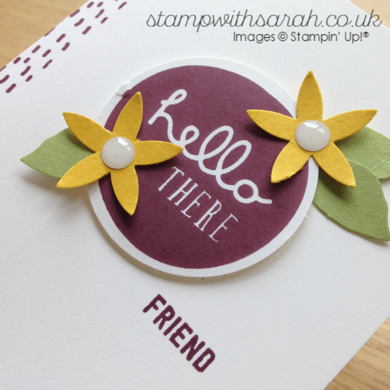 Blog Hop: Favourite Stamp Set with the Be Inspired Team