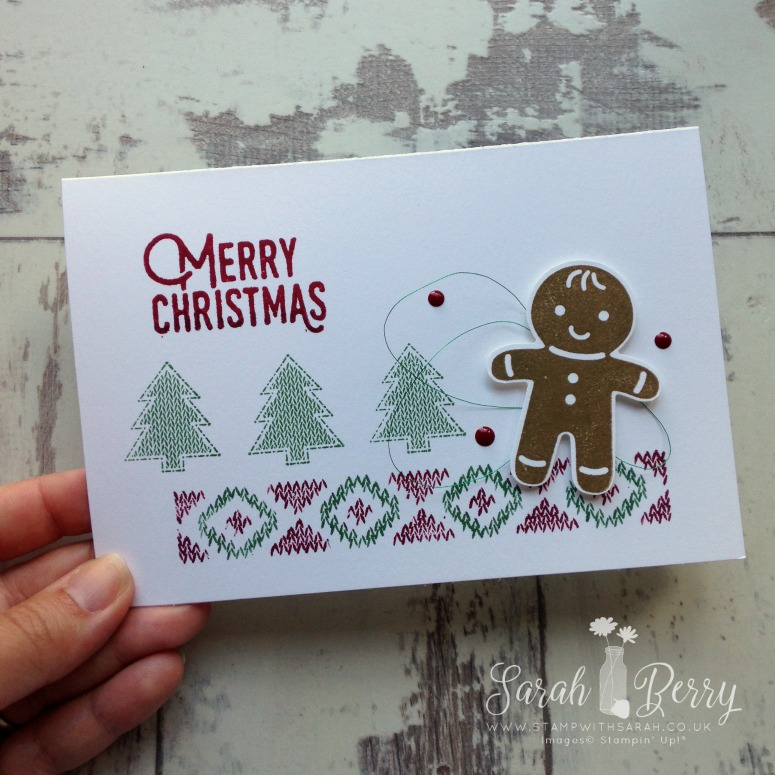 Stampin' Creative Team – Autumn-Winter Sneak Peek