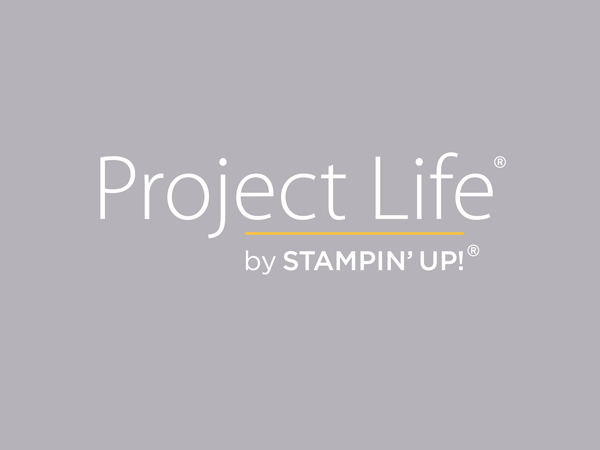 Project Life by Stampin' Up! UK is out now!