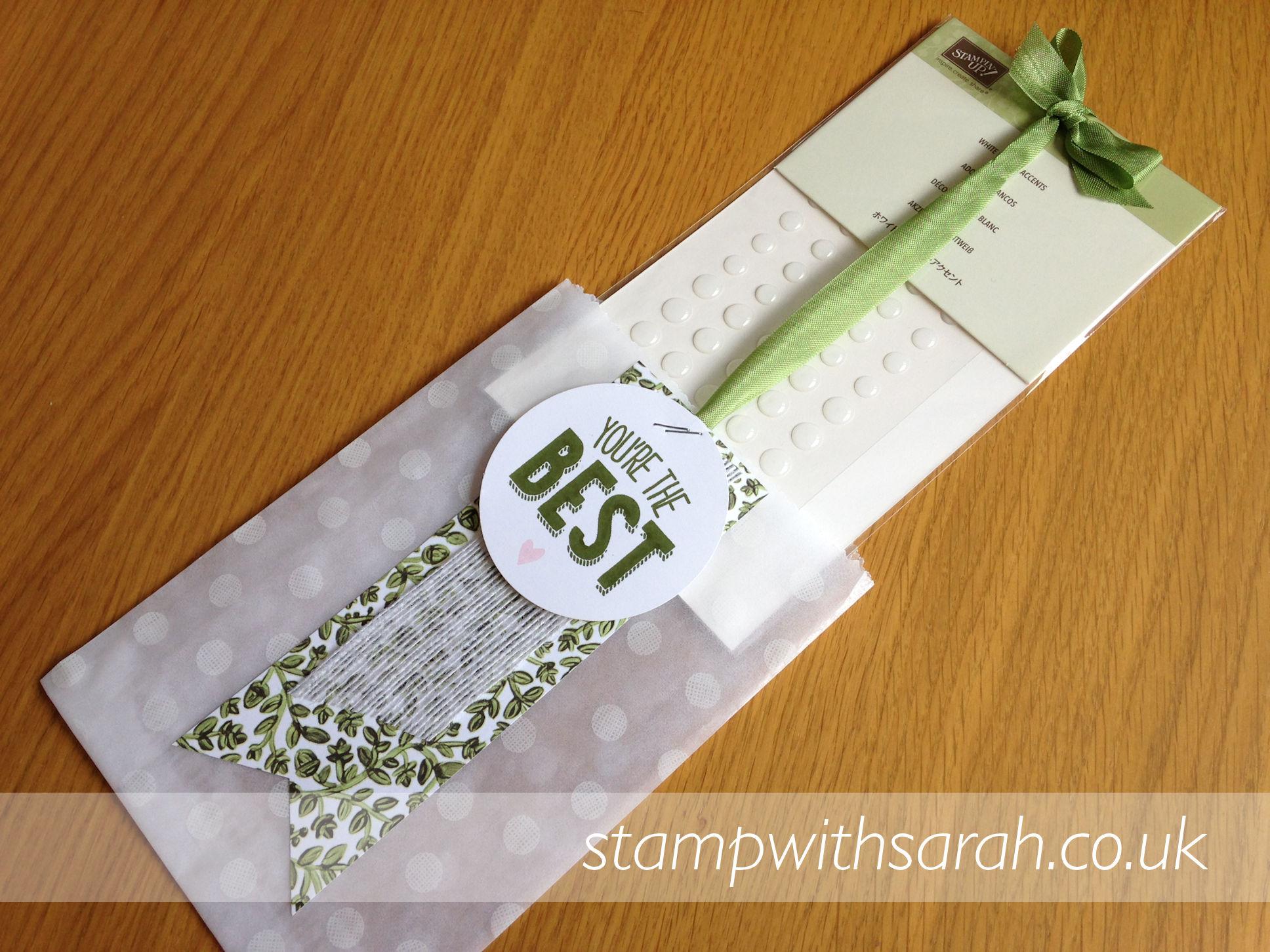 Pull Ribbon Gift